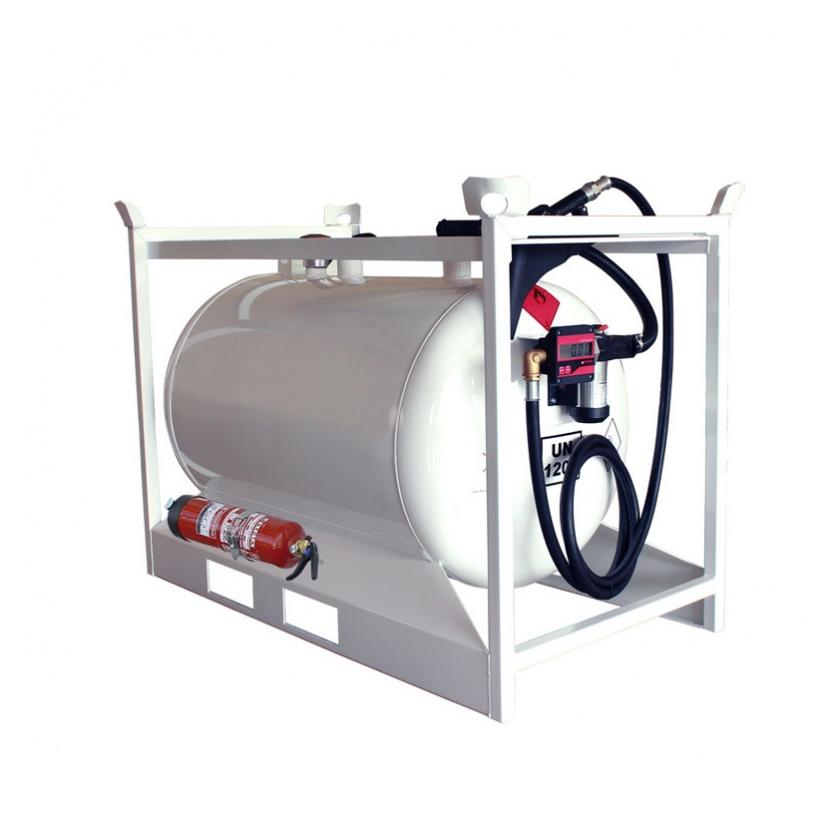 DEPOSITO MOVIL ACERO 990 LTS. GASOIL