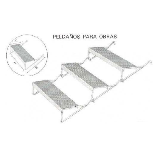 PELDAÑO OBRA ( + 3 MESES)