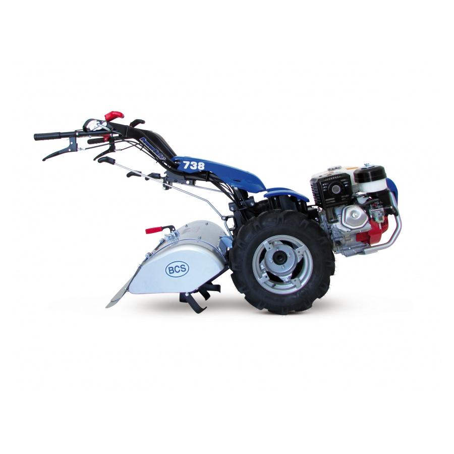 MOTOCULTOR GASOLINA ANCHO 0,66 MTS. (ANCHURA TRABAJO)