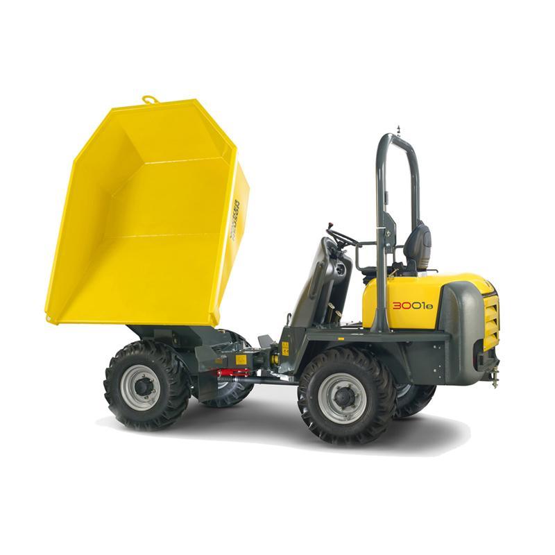 DUMPER 3000 KGS. 4 X 4 FRONTAL